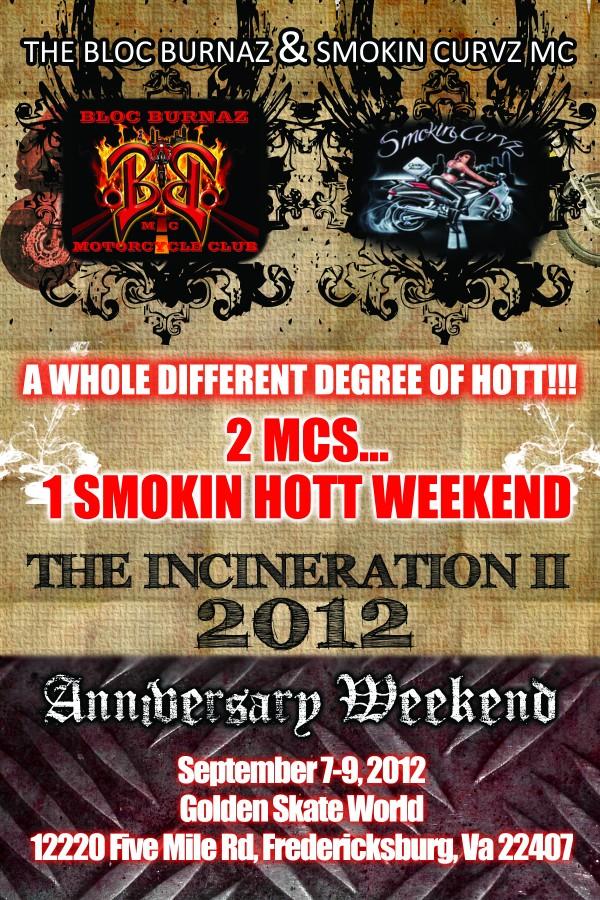 Bloc Burnaz Weekend Flyer