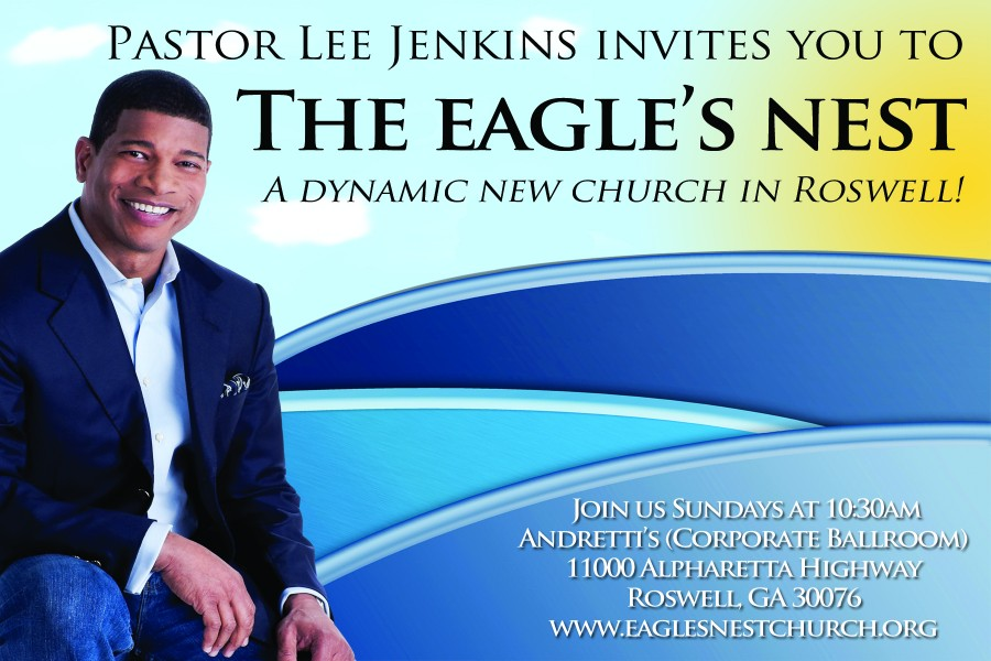 Eagle's Nest Church Invite